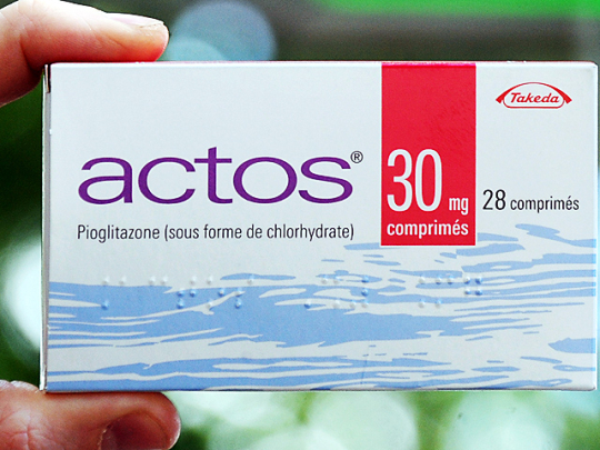Actos Side Effects Tooth Problems