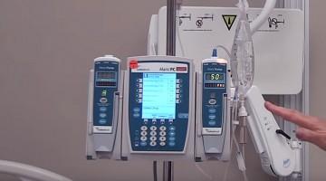 Alaris infusion pump
