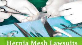 Hernia mesh lawsuit lawyer