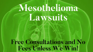 Mesothelioma asbestos cancer lawyers