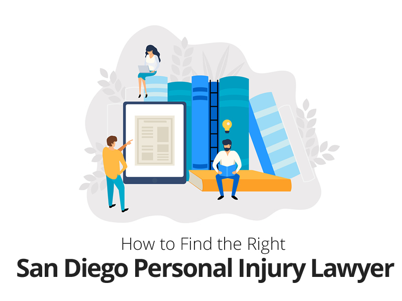 How to find the right San Diego personal injury lawyer