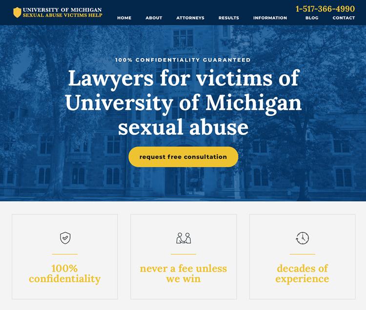 Website: michigansexualabuselawyer.com