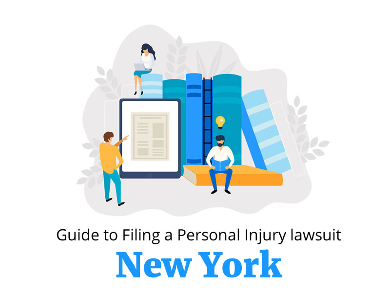 Guide to filing a personal injury lawsuit in New York